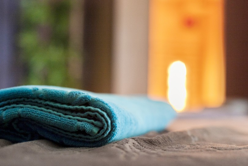 Prive Sauna met massage